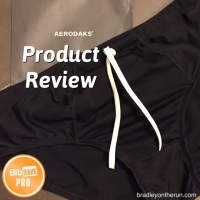 Aerodaks Running Briefs - Product Review