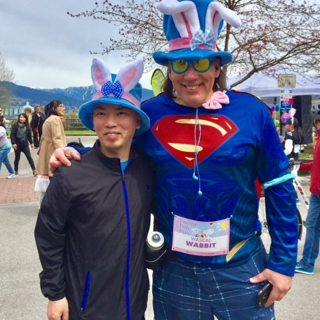 Easter Fun Run – A Hippity Hopping Good Time!