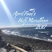 April Fool's Half Marathon