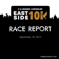 Under Armour Eastside 10k 2017