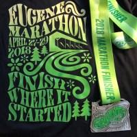 Eugene Marathon 2018