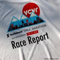 Scotiabank Half Marathon 2018