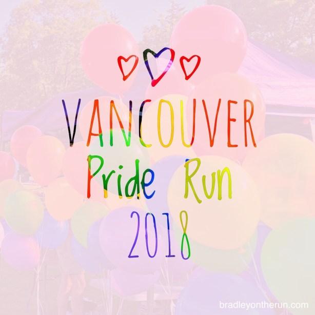 vancouver pride run
