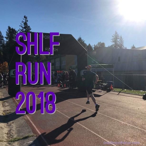 SHLF Run 2018