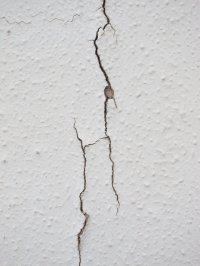 Wall Drawing Design  Cracks  Bradley Rosher Art