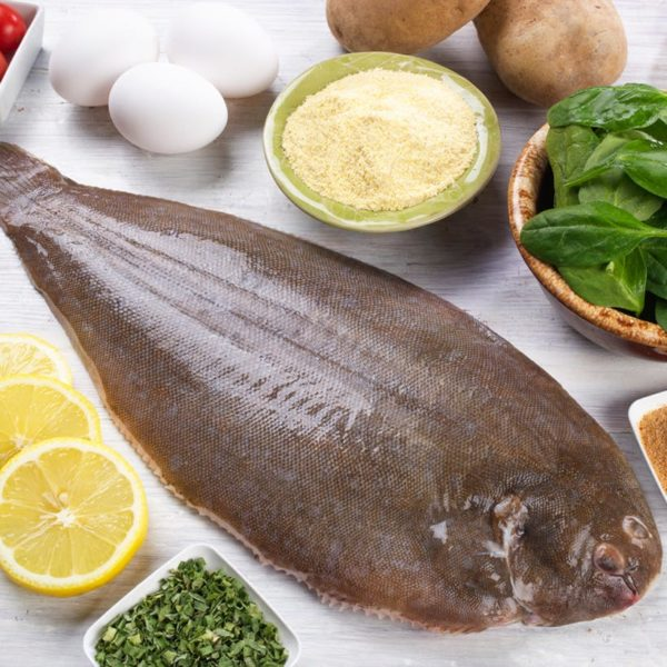 Dover Sole 450-550g