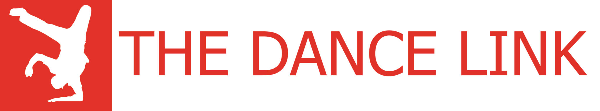 the dance link logo WITH TITLE