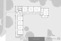 Floor Plan. Image by Bradley Walters.