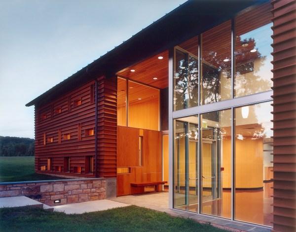 Abbe Science Center Bradley Walters Architect