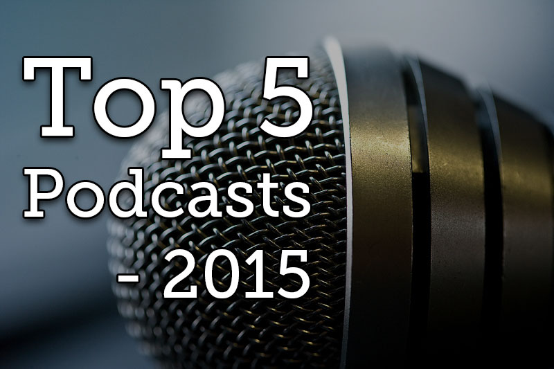 Top 5 podcasts