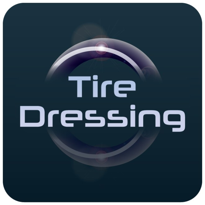 tire-dressing