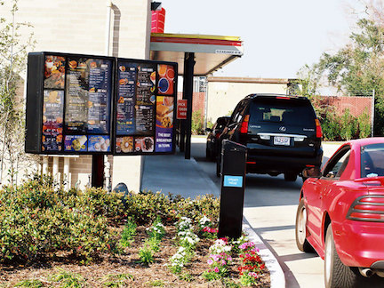 All we want to do is eat and rest: drive thru fiasco