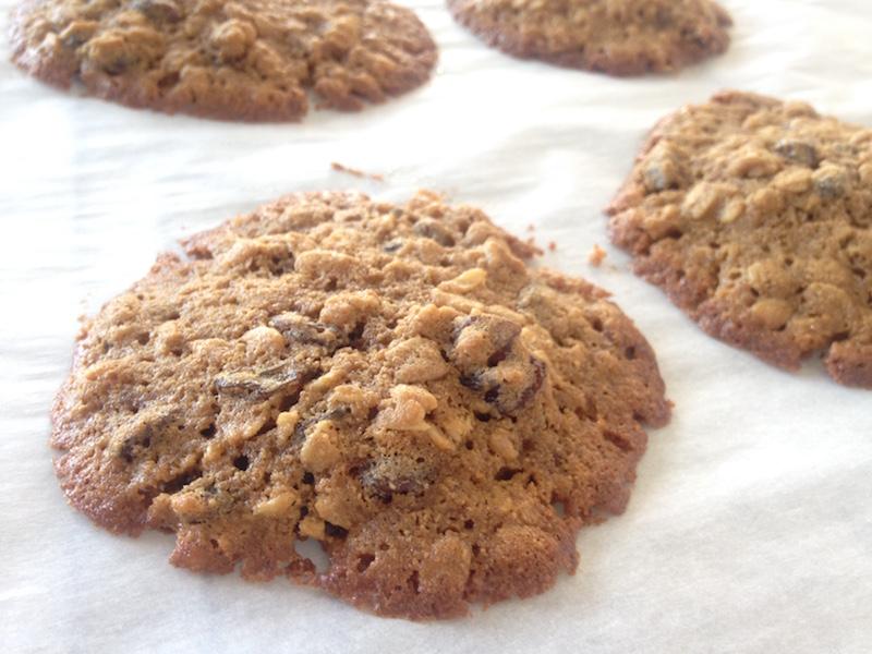 Upgraded Oatmeal Raisin Cookies