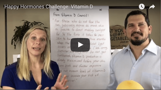 Vitamin D: An Inside Look at the Happy Hormone Challenge [VIDEO]