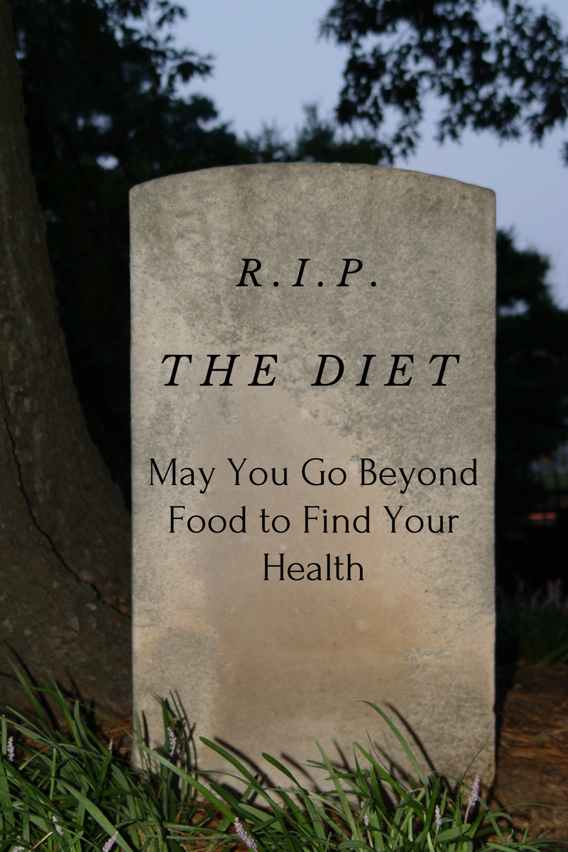 Beyond Food: gravestone
