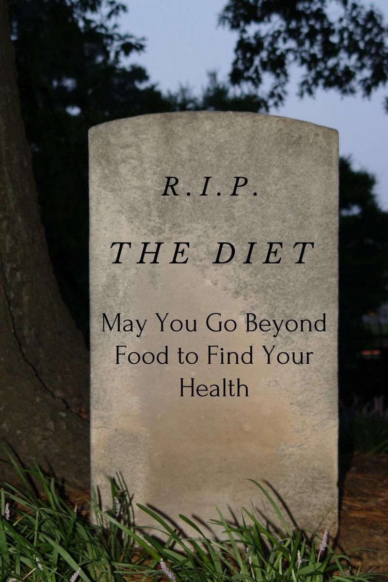 Beyond Food: gravestone