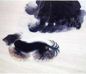 Dynamism of a Dog on a Leash, Giacomo Balla 1912