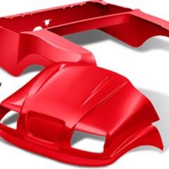 2016 Club Car Precedent Wiring Diagram Duncan Designed Diagrams Oem Side Skirts Brad S Golf Cars Inc The Doubletake Body Sets Phantom