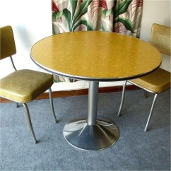 1950s Kitchen Table Mobile Trailers Formica And Chairs For Sale 57 Luxury Oval