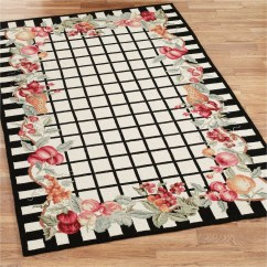 Black Kitchen Rugs Layout Ideas And Beige Red White Area Lovely Rug