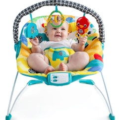 Vibrating Chair Baby Covers Wedding Norfolk Boppy Bouncer Seat Infant Rocker Comfort Sound Play