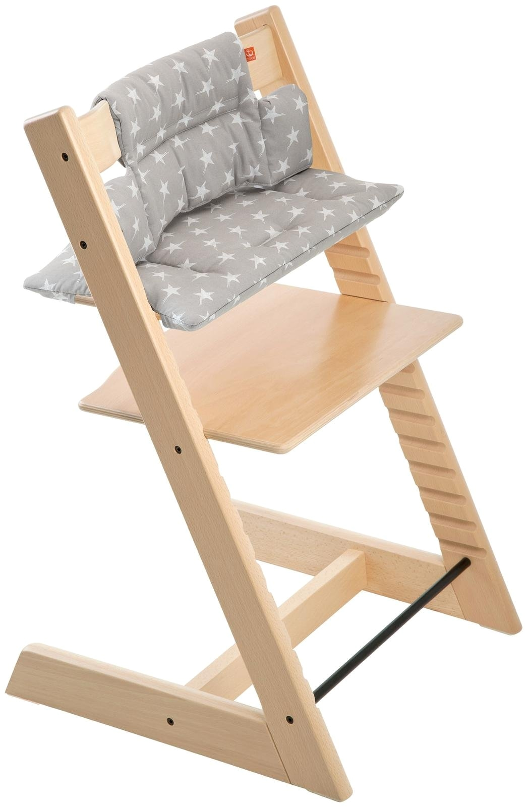 space saving high chair ikea recall first years amazon com stokke tripp trapp grey childrens