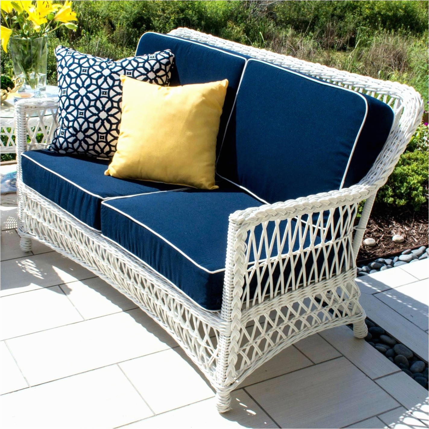 outdoor patio wrought iron chair pad swivel millberget review kohls rocking pads cushions unique 30 fresh