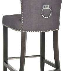 Nicole Miller Chairs Revolving Chair Second Hand Counter Hud8241a Stools Furniture By Pinterest Bar Stool Foot