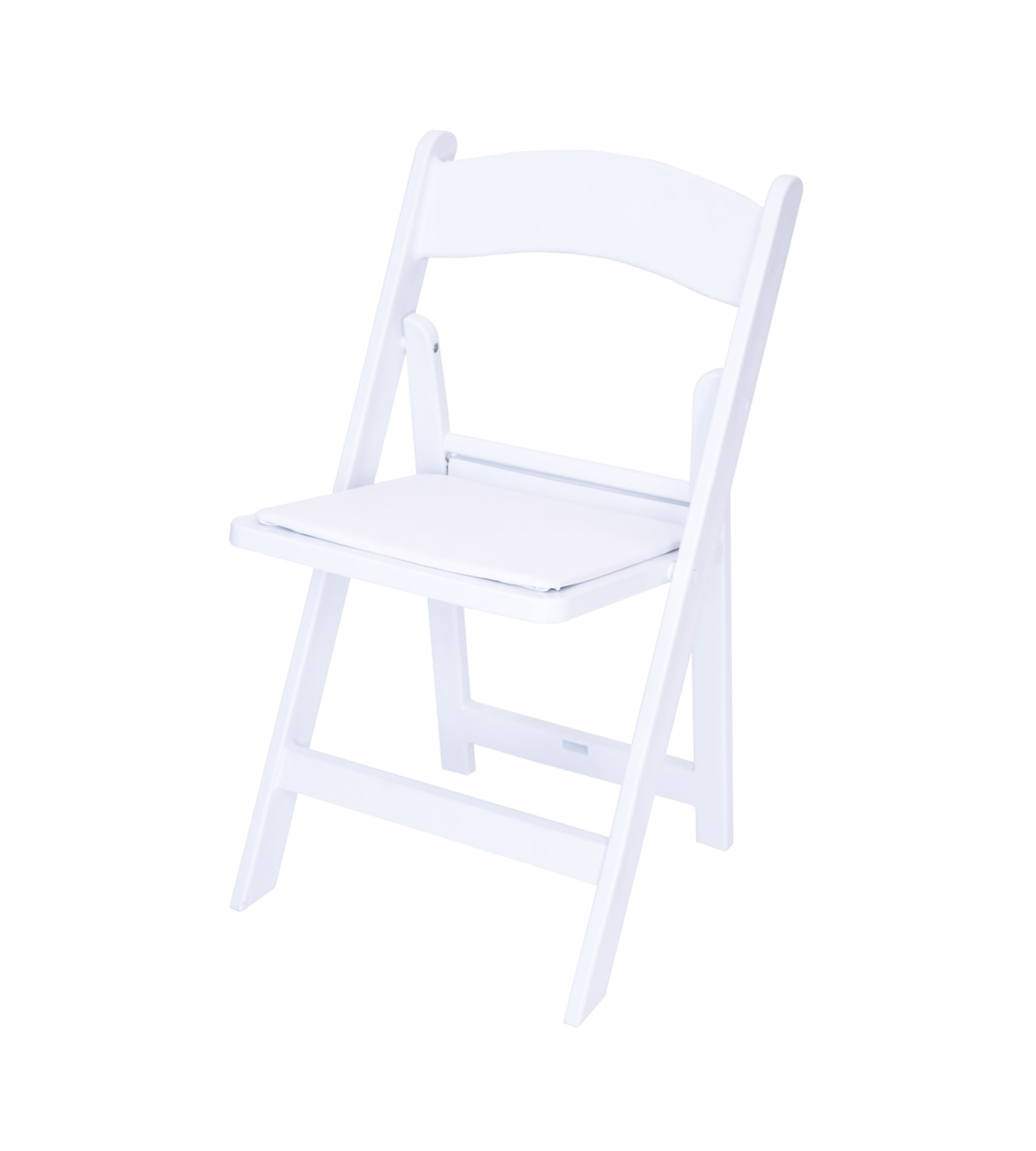 folding lawn chairs heavy duty kitchen table with rolling oversized classic series white resin chair 1000 lb capacity
