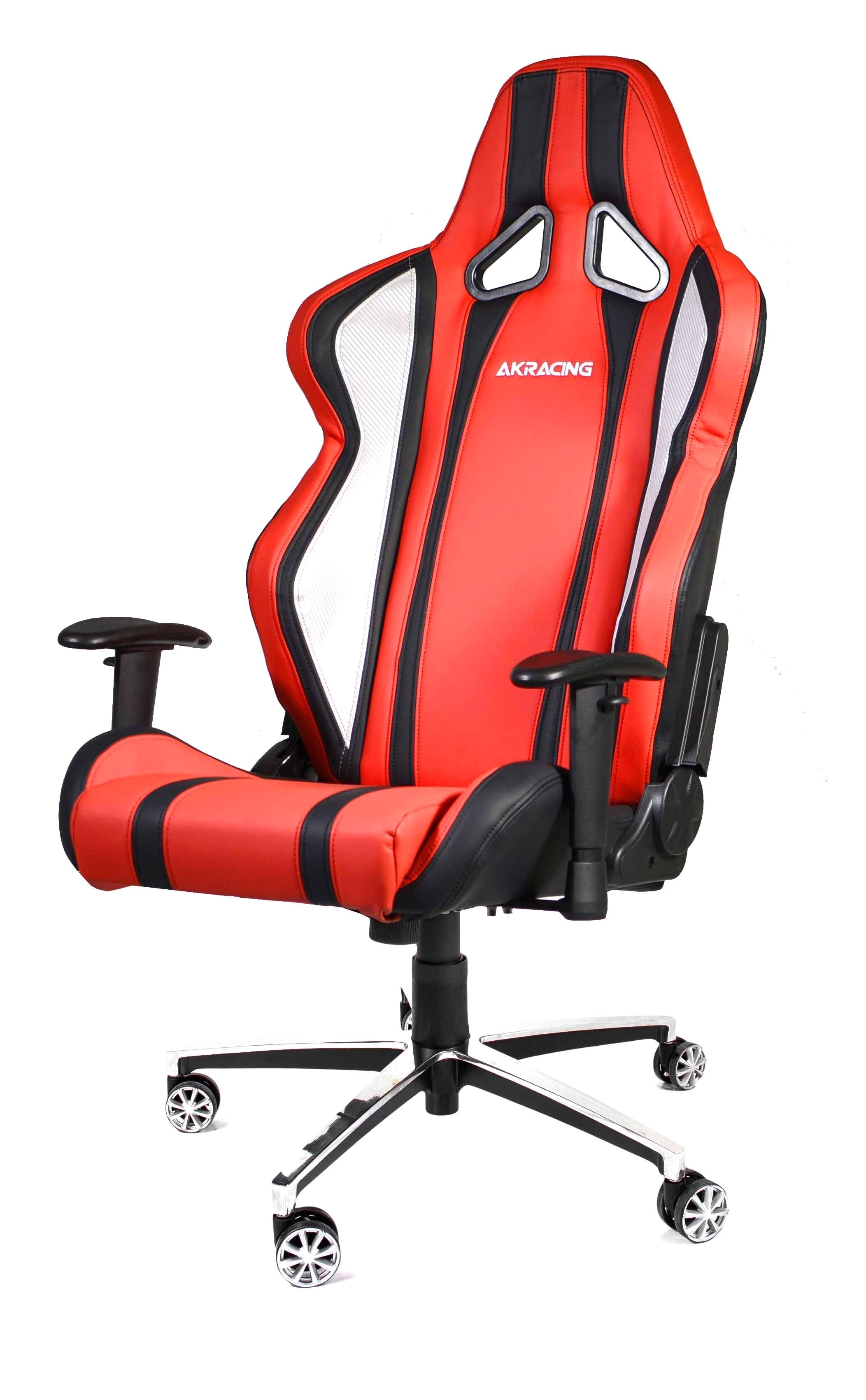 Gaming Chair Cheap Racing Gaming Chair Cheap Akracing Inferno Gaming Chair Silver Red