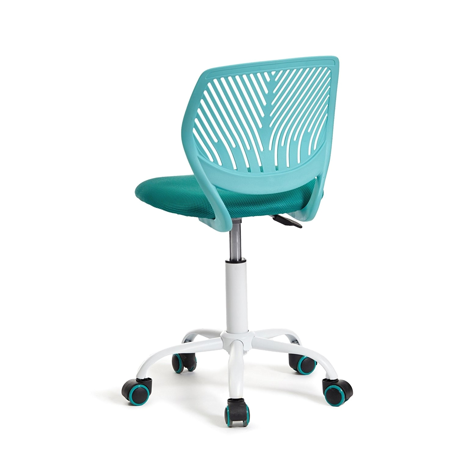 desk chair at walmart goodform aluminum navy teal bungee home design luxury puter