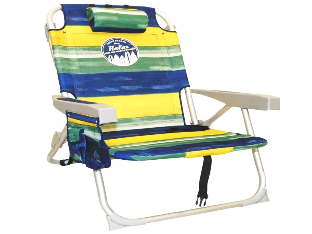 tommy bahama beach chair floating pool lounge chairs backpack costco unique to