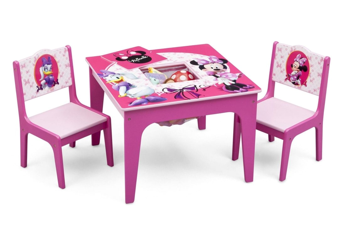 walmart table and chair sets diy bedroom hanging toys r us chairs uk minnie mouse set disney