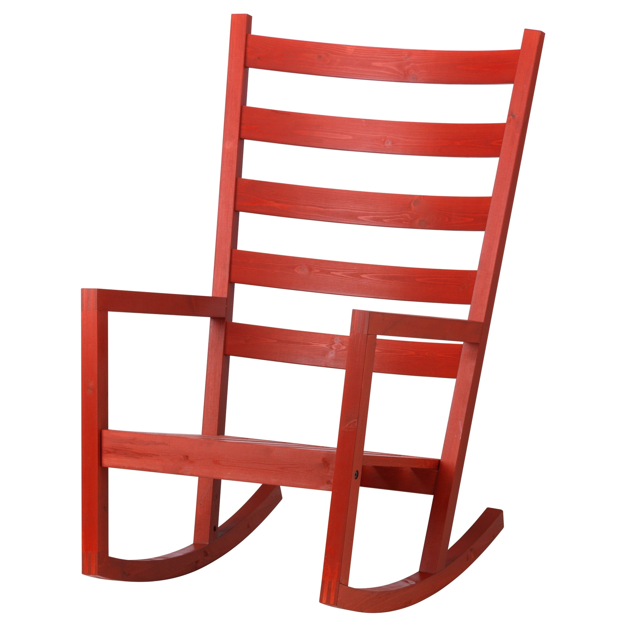 ikea rocking chairs fishing chair for disabled wooden baby high va rmda red office interior pinterest