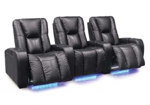 movie chairs for sale deck chair covers amazon 2 theater home seating be seated leather furniture michigan