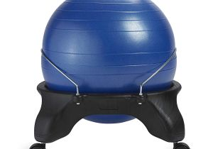ball chair amazon jual hanging gaiam backless classic balance com 1up fit exercise