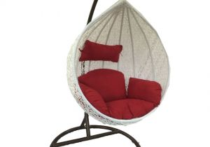 how to make a hanging chair iron table and chairs set teardrop swing rattan egg white woodys modak buy
