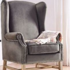 White Slipcovered Chair And A Half Low Cost Chairs Slipcover Picture Wingbackhair Slipcovers Living Room Gorgeous Grey Wingback