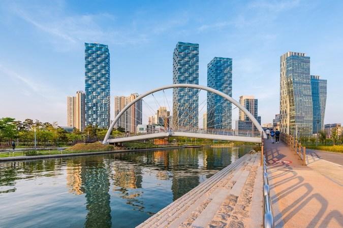 Pembagian Administratif Korea Selatan