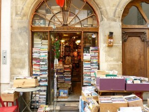 Abbey Bookshop Paris Interior