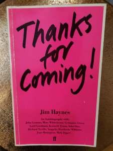 Jim Haynes Autobiography