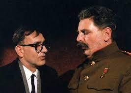 Rigby as Stalin