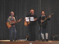 PC Trio - Brent Gallant - Dana Parker - Brad Trivers - PC Concert 2015 4