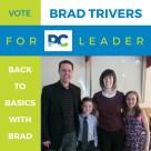 Back to Basics - Brad Trivers for PC Leader - family