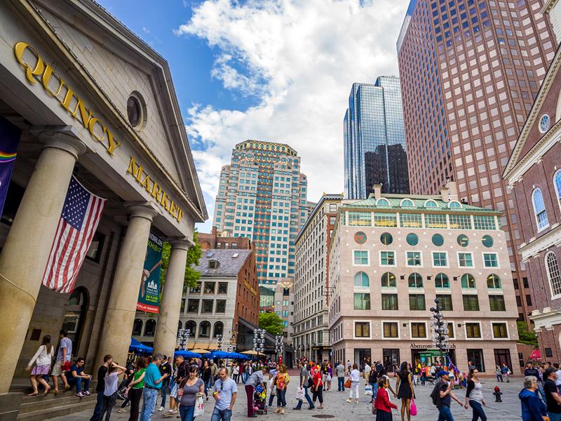 Boston Quincy Market Hotel   2018 World's Best Hotels