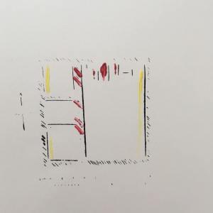 Excavations 14 Print by Brad Vogler