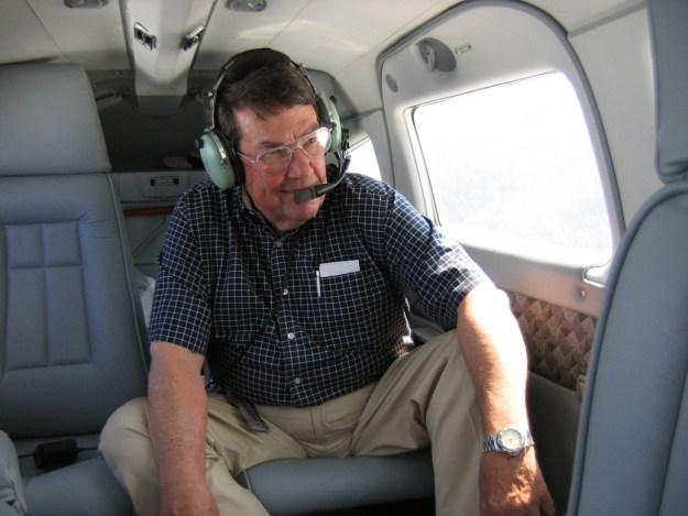 Jack Van Loan in 2006.