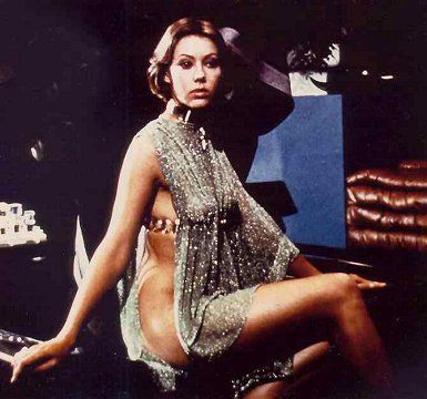 """Everybody else in """"Logan's Run"""" Jenny Agutter, anyway..."""