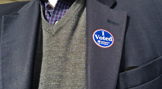 Be proud of your vote. Don't throw it away...