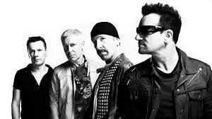 Yeah, U2's good, and they sort of have political seriousness going for them, but they're not THAT great...